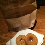 Complimentary Donuts