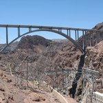 New Bridge at Hoover Dam