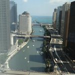 Foto van Trump International Hotel & Tower Chicago