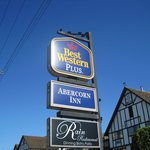 Foto de BEST WESTERN PLUS Abercorn Inn