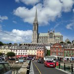 Cobh and St Colmans Cathedral