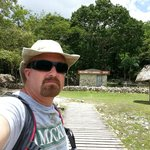 Mayan temples excursion ...