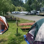Pagosa Riverside Campgroundの写真