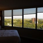 Rooms with a view!