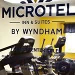 Newly Renovated Microtel Fitness Center