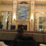 Hotel Lobby - beautiful!