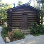 Our Frontier cabin