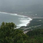 View from atop Cape Breton Highlands National Park