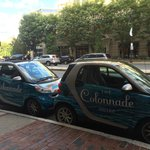 Colonnade Smart Cars