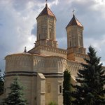 One of Iasi's lovely churches