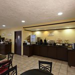 Free Breakfast at Best Western Barstow