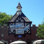 Our Hershey Park visit