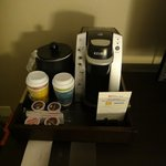 Keurig at the Hilton Garden Inn Times Square