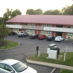 Foto van Red Roof Inn Cincinnati Northeast - Blue Ash