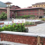 Druk Hotel in Town Clock Square at Thimphu