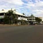 Cooktown's main street