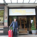 O'Callaghan Stephen's Green Hotel resmi