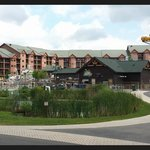 Φωτογραφία: Wyndham Vacation Resorts at Glacier Canyon