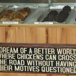"""A Response to """"Why Chickens Cross the Road"""""""