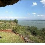 breath-taking view of lake elementeita from our veranda