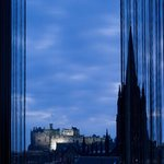 G&V Hotel Edinburgh Rooms view