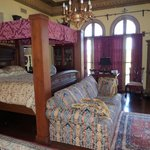 Foto de The Villa Bed and Breakfast
