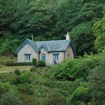 No neighbours here, the Garden Cottage