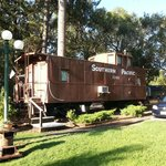 Foto di Featherbed Railroad Bed & Breakfast Resort