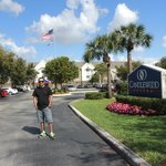 Foto de Candlewood Suites Miami Airport West