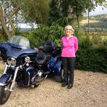 Just arrived on our Harley Trike