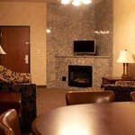 Did you know? All of our Luxury Suites feature in-room, non-heated fireplaces.