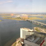 View of Brigantine from room