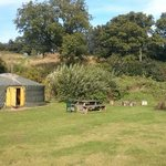 Zdjęcie Blackdown Yurts - Yurt Holidays in Devon