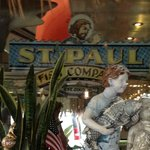St. Paul Fish Company in Public Market, 3rd Ward
