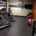 Fitness Center - nice but not 24hrs