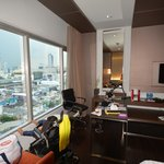 Foto Pathumwan Princess Hotel