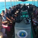 Great day out snorkeling on Nigaloo Reef