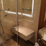 the shower , room 621