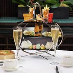 Le Chinois Afternoon Tea