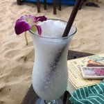 coconut shake - no suger added!