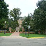 Hillsdale College only 2 miles