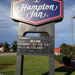 Hampton Inn New Bern resmi