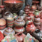 Pottery in Catalina