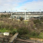 MCG out window