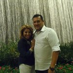 My wifee and I out and about in Vegas...