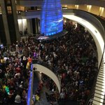 The controlled chaos of Saturday night at Dragon*Con