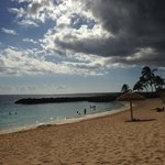 Late afternoon at Ko Olina Beach