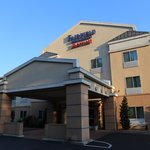 Φωτογραφία: Fairfield Inn & Suites Ukiah Mendocino County