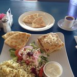 Atheneos Greek Village Cafe
