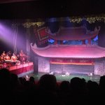 Thang Long Water Puppet Theater Foto